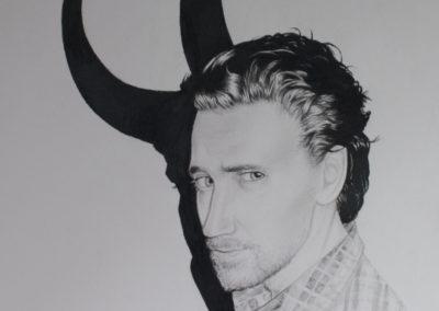 Tom Hiddleston – Loki