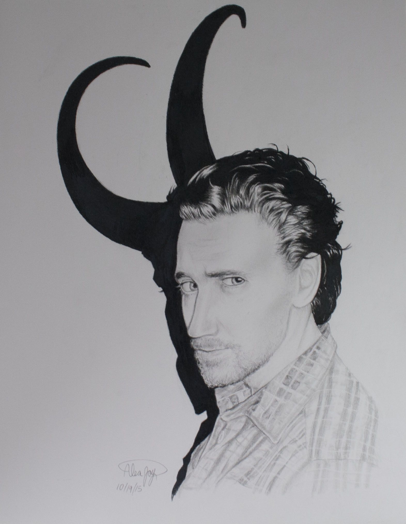 Tom Hiddleston – Loki